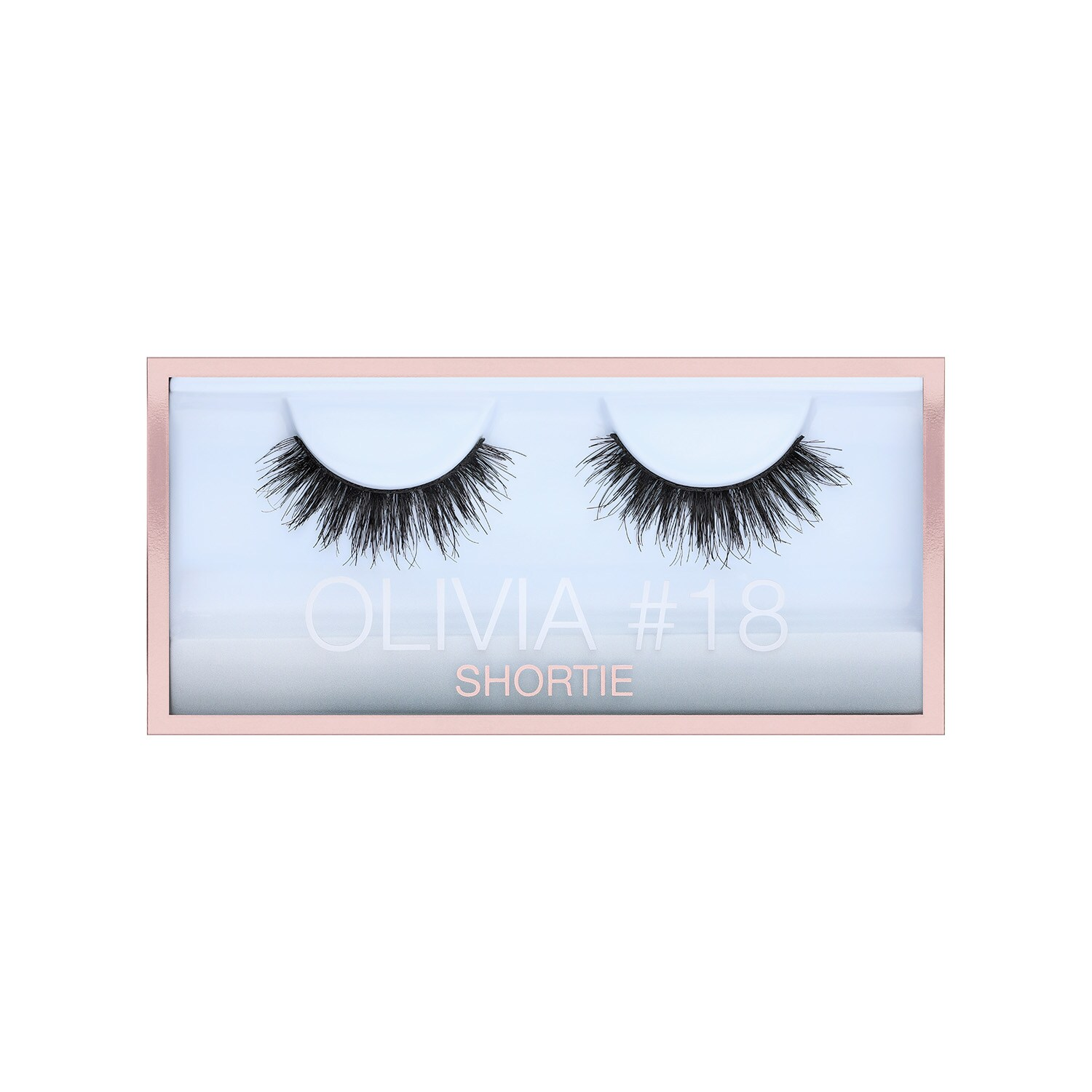Faux Cils Olivia #18 - Collection Shortie
