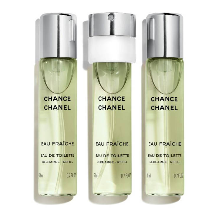 CHANCE EAU FRAÎCHE - Eau de Toilette - Twist and Spray