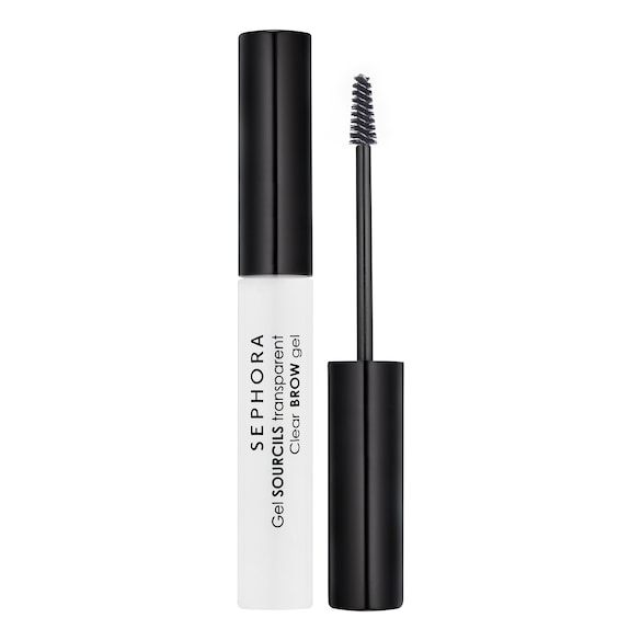 Gel sourcils transparent - Clear brow gel, SEPHORA COLLECTION