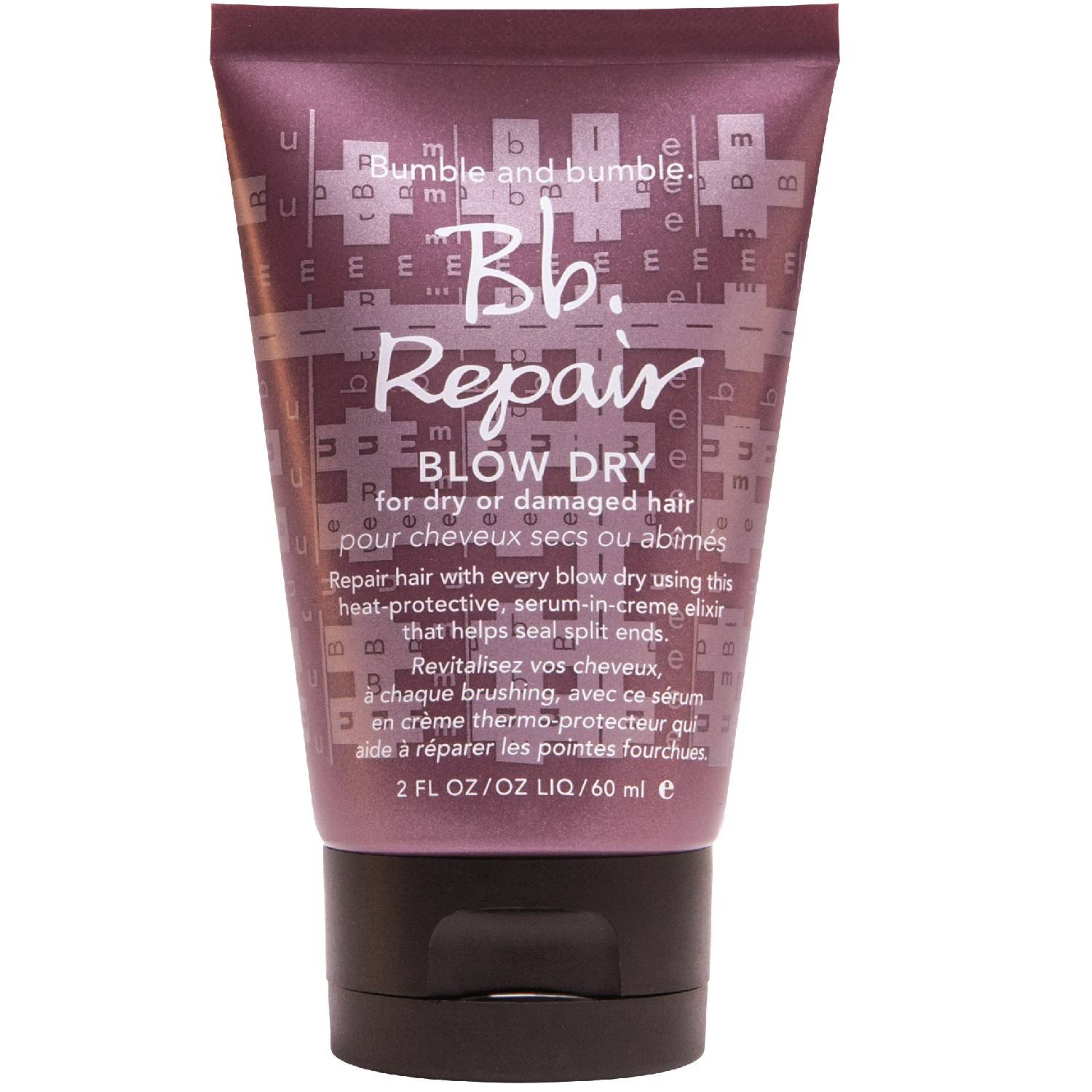 Repair Blow Dry Format Voyage - Crème coiffante thermo-protectrice