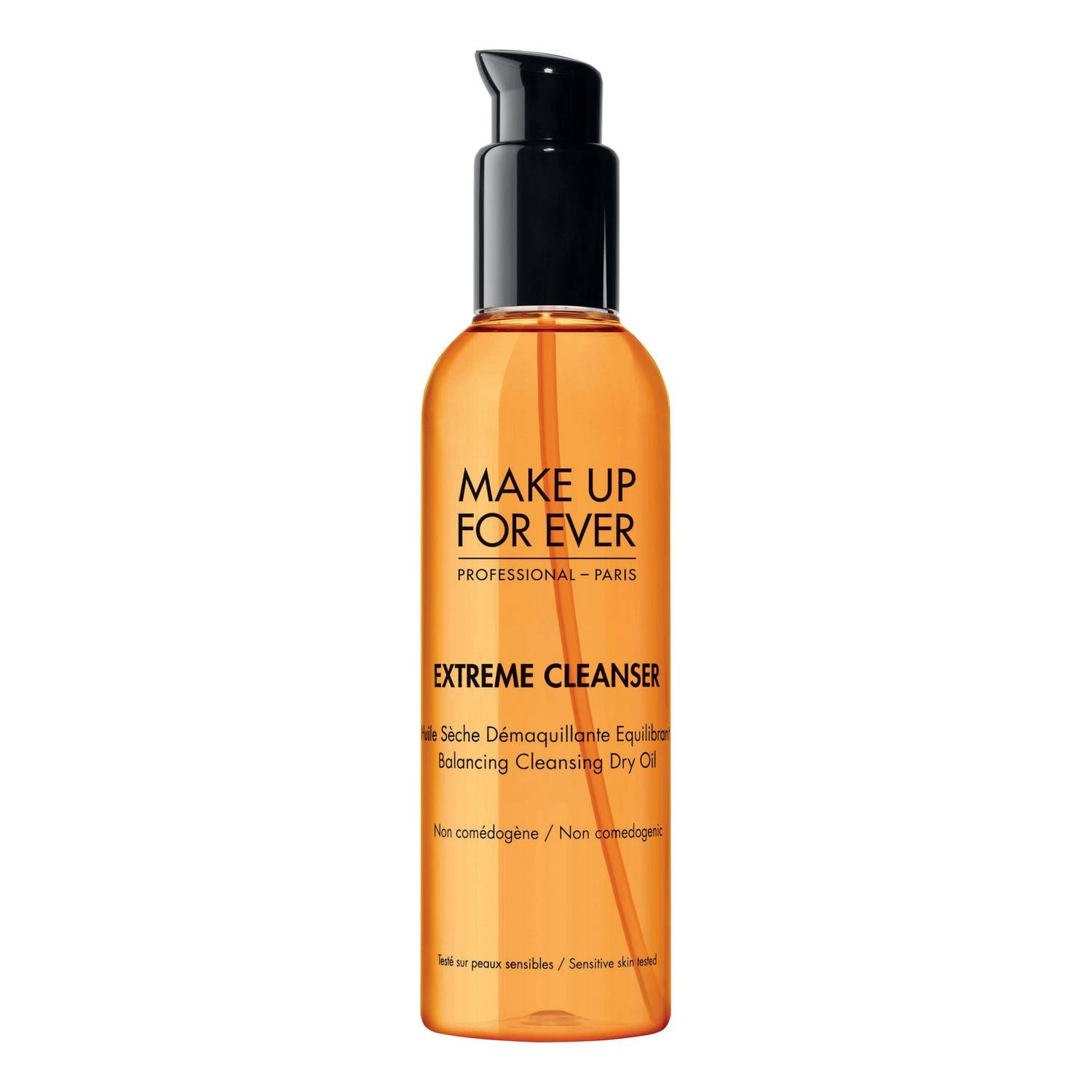 Extreme Cleanser - Huile Sèche Démaquillante Equilibrante, MAKE UP FOR EVER