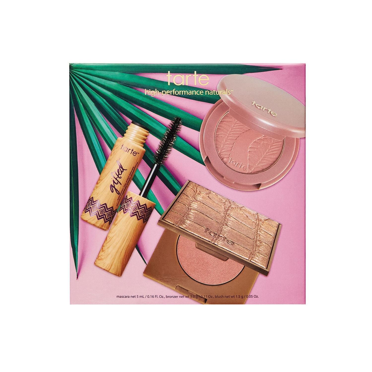 Amazonian clay clique - Kit maquillage
